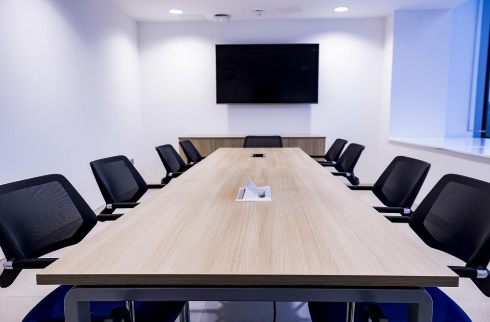 Ergo meeting table