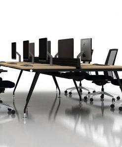 Vega Metal and Vega Wood - Workstations