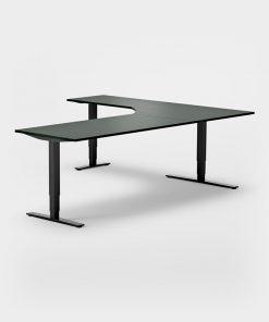 Oberon -Electronic Height Adjustable Desk